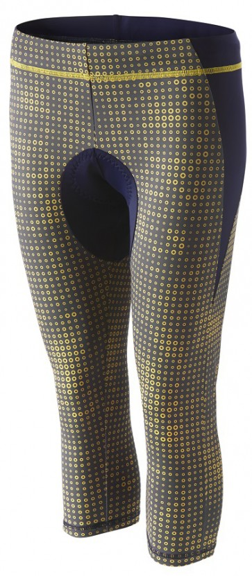 Findra Circle Print Padded Leggings