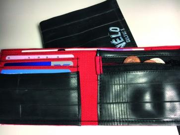 Velo Culture Coin Flatty Wallet