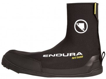 Endura MT500 Plus Overshoe for Flat Pedals