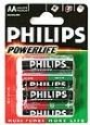 Philips Powerlife Battery LR6 AA