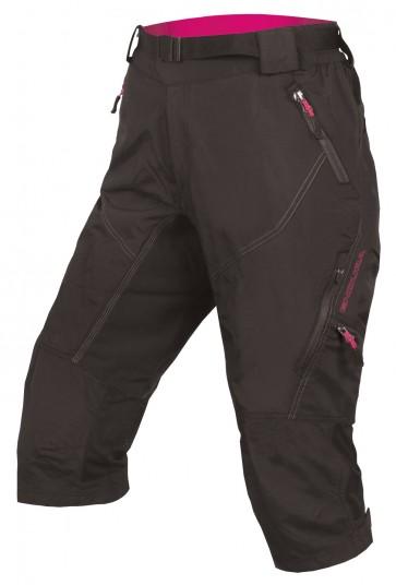 Endura Women's Hummvee 3/4 II Shorts (With Liner)