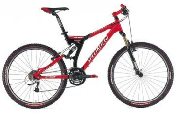 Specialized Stumpjumper FSR XC '01
