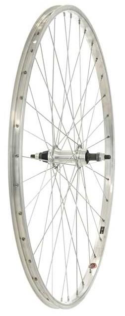 Tru-Build 700C Solid Axle Hybrid Wheel