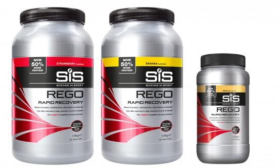 Science in Sport Rego Drink Powder