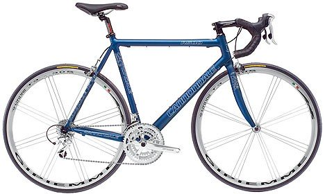Cannondale R500 Triple '05 Midnight Blue