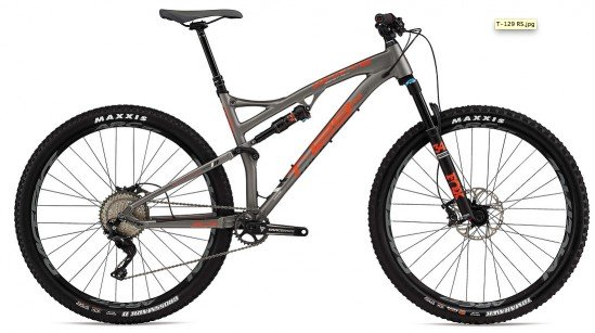 Whyte T-129 RS 2017