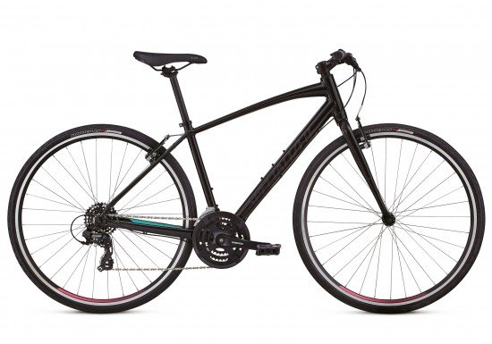 Specialized Sirrus 2018 Women's Hybrid Bike in Black
