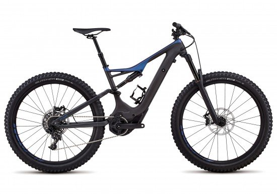 Specialized Turbo Levo FSR Comp Carbon 6Fattie/29 2018 Electric Bike in Satin Carbon and Chameleon