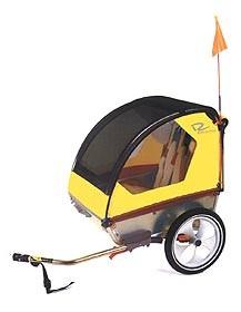 Ritschie 2 Biker Child Trailer