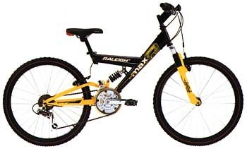 Raleigh Bad Max 24 FS Boys '03