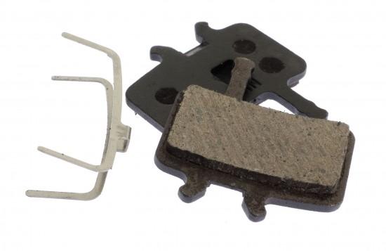 Ashima Disc Brake Pads Semi-Metal
