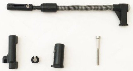 Brompton DR Cable Anchorage & Spring Set