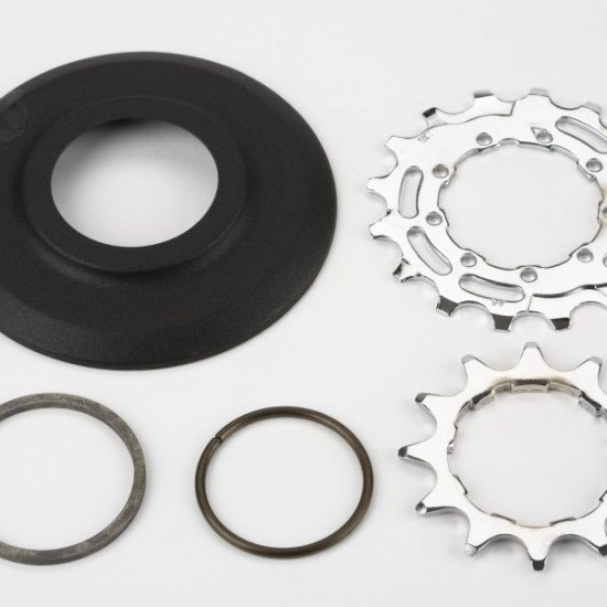 Brompton Sprocket Set Inc Chain Guide Disc