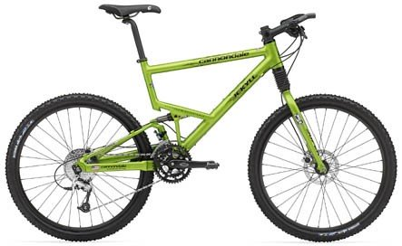 Cannondale Jekyll 700 '01