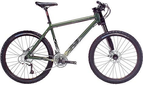 Cannondale F800 '05
