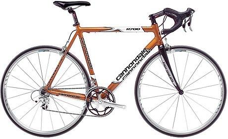 Cannondale R700 '05
