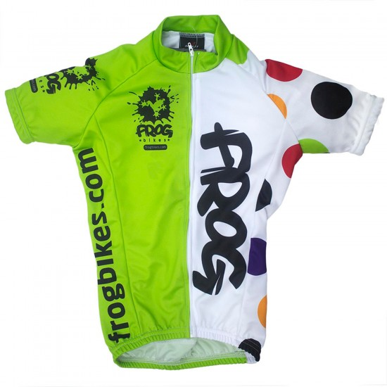 Frog Cycle Jersey
