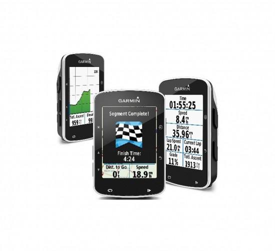 Edge 520 W/ Cadence Sensor & HRM