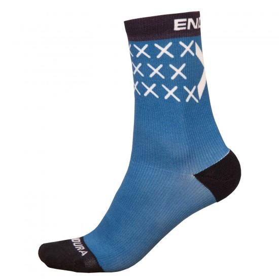 Endura Scotland Flag Sock