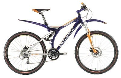 Specialized Enduro FSR Expert '01