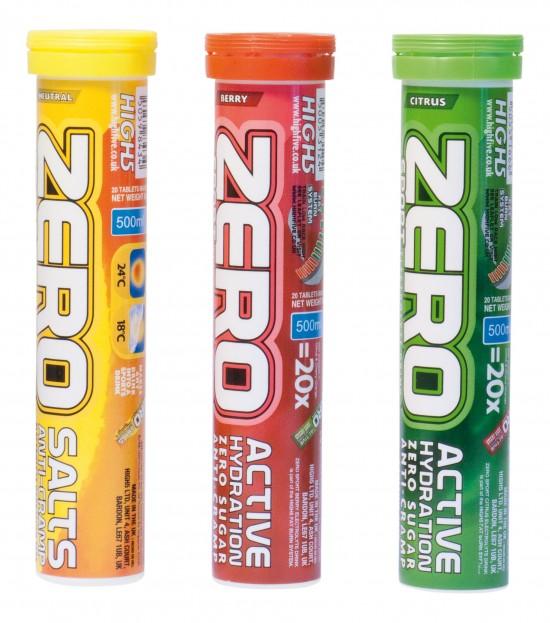 High Five Zero Electrolyte Drink