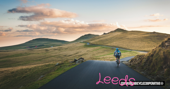 £50 Voucher for Only £25 - Edinburgh Bicycle Leeds
