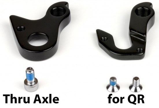 Haibike Replaceable Gear Hanger
