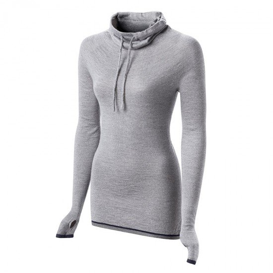 Findra Caddon Merino Cowl Neck Cycling Jersey