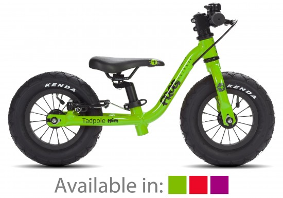 Frog Tadpole Mini Kids Bike