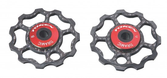 Token Carbon Pulley Wheels