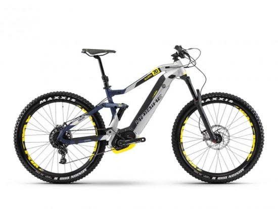Haibike Xduro Allmtn 7 2018 Electric Mountain Bike