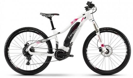 Haibike Sduro Hardlife 2.0 Women's 2018 Electric Mountain Bike
