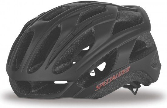 Specialized Propero II Helmet Black/Red