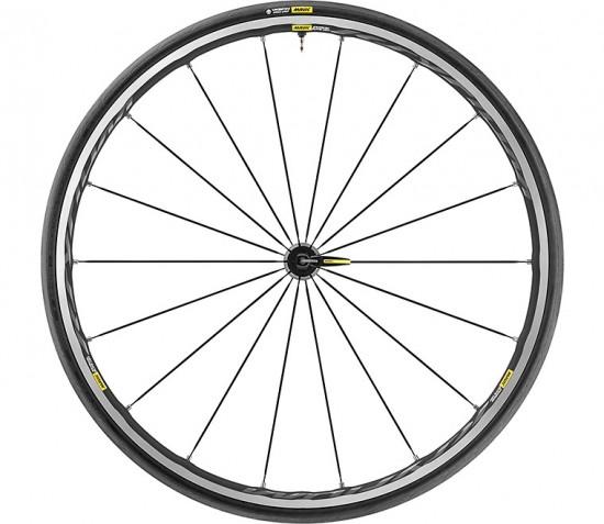 Mavic Ksyrium Elite Ust 25 Road Wheel Front
