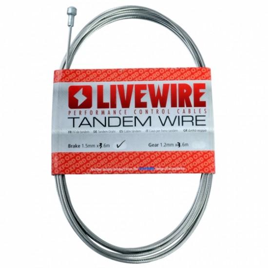 Livewire Tandem Stainless Steel Brake Inner