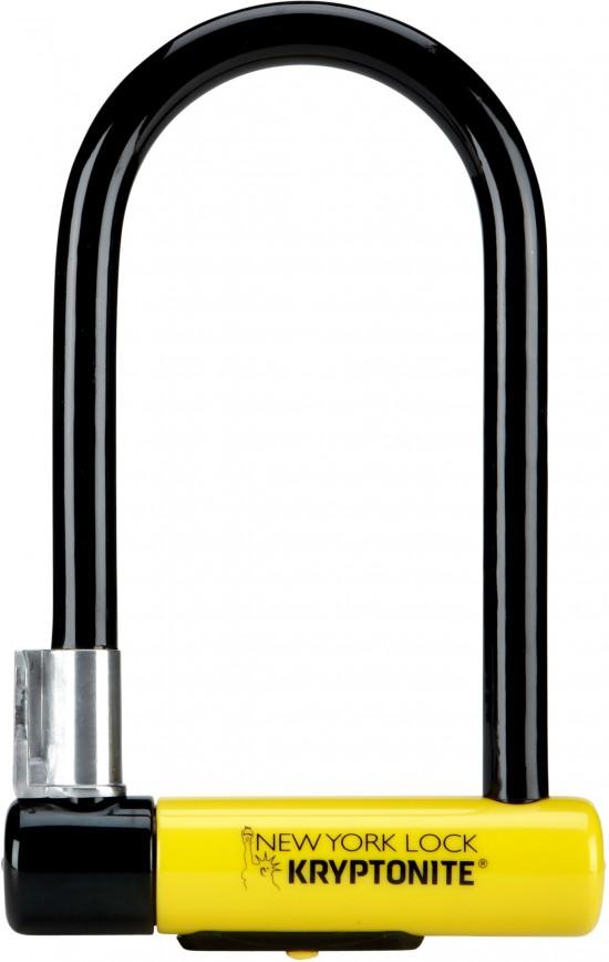 Kryptonite New York Standard U-Lock With Flexframe Bracket