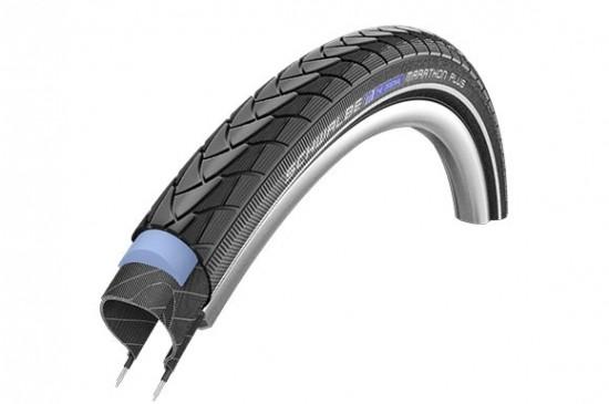 Schwalbe Marathon Plus Reflective Tyre 700C