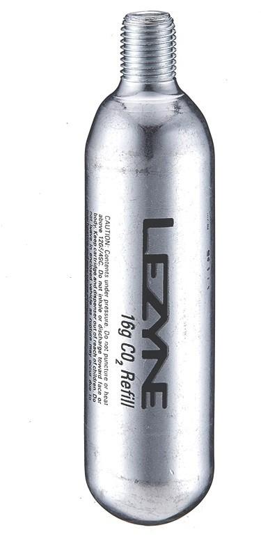 Lezyne 16g Threaded CO2 Cartridges