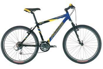 Specialized Rockhopper A1 FS Comp '01