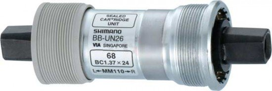 Shimano UN26 Bottom Bracket