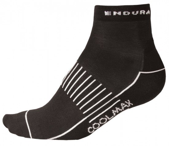Endura Women's Coolmax Race Sock (Triple Pack)