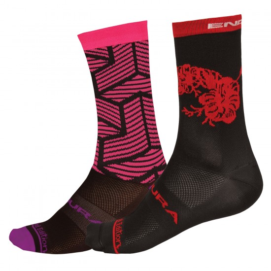 Endura Women's Graphic Socks