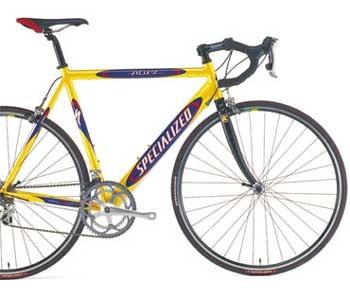 Specialized Allez A1 Sport 01' Festina Yellow
