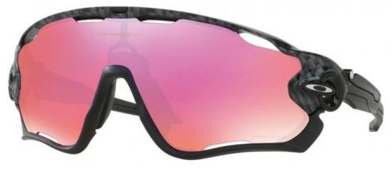 Oakley Jawbreaker Sunglasses Carbon Fibre Frame/Prizm Trail Lens