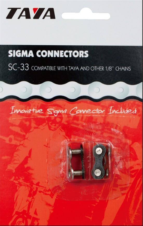 Taya Sigma Chain Connectors