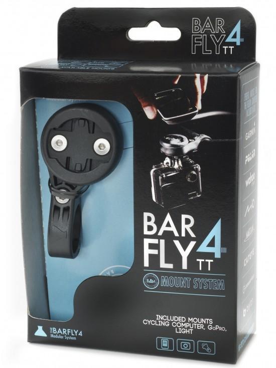 The Bar FLY 4 TT Computer Mount