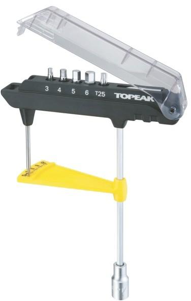 Topeak Combo Torq Wrench Set