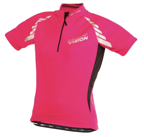 Altura Women's Night Vision S/S Jersey