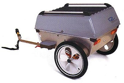 Ritschie 2 Touring Secure Trailer