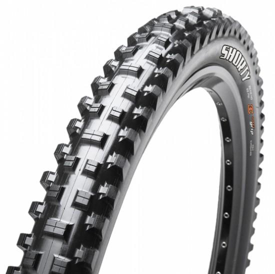 "Maxxis Shorty Folding 3C Exo TR Tyre 27.5"""